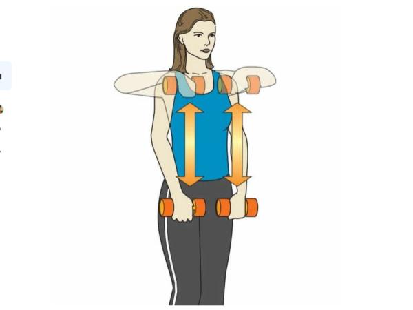 От провисаний на руках можно избавиться: всего три минуты упражнений ежедневно, и вы увидите результат!