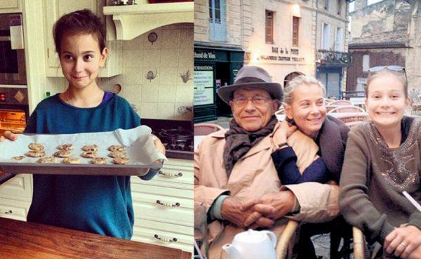 Юлия Высоцкая честно рассказала о положении дочери и о том, как она лишилась друзей
